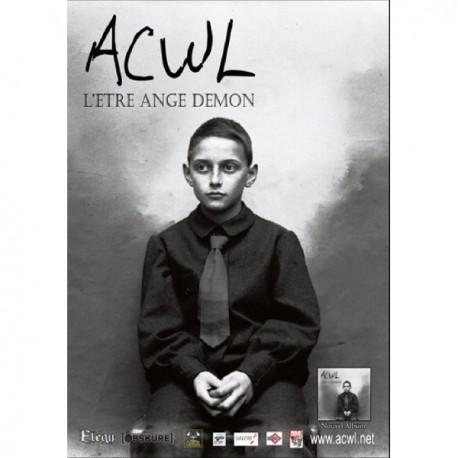 """L'Etre Ange Demon"" Poster"