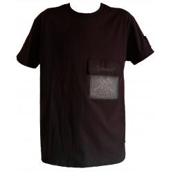 Tee-shirt homme - poche résille