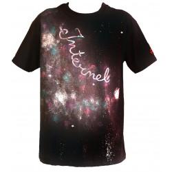 Galaxy Internel Men T-shirt
