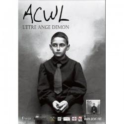 """Affiche """"L'Etre Ange Démon"""""""