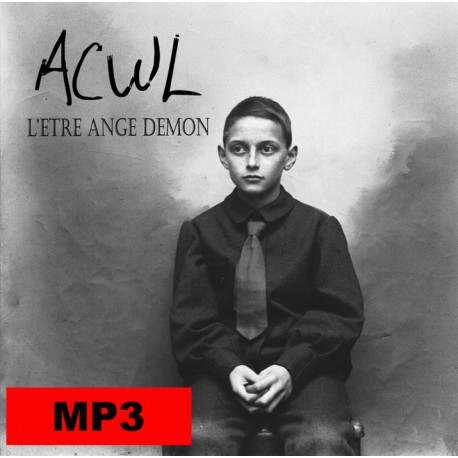 "Album MP3 ""L'Etre Ange Démon"""