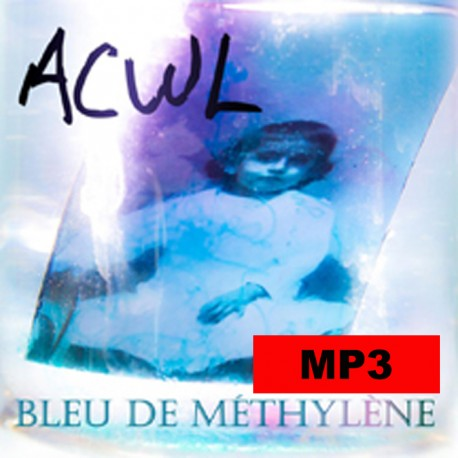 "Maxi Single MP3 ""Bleu de methylène"""